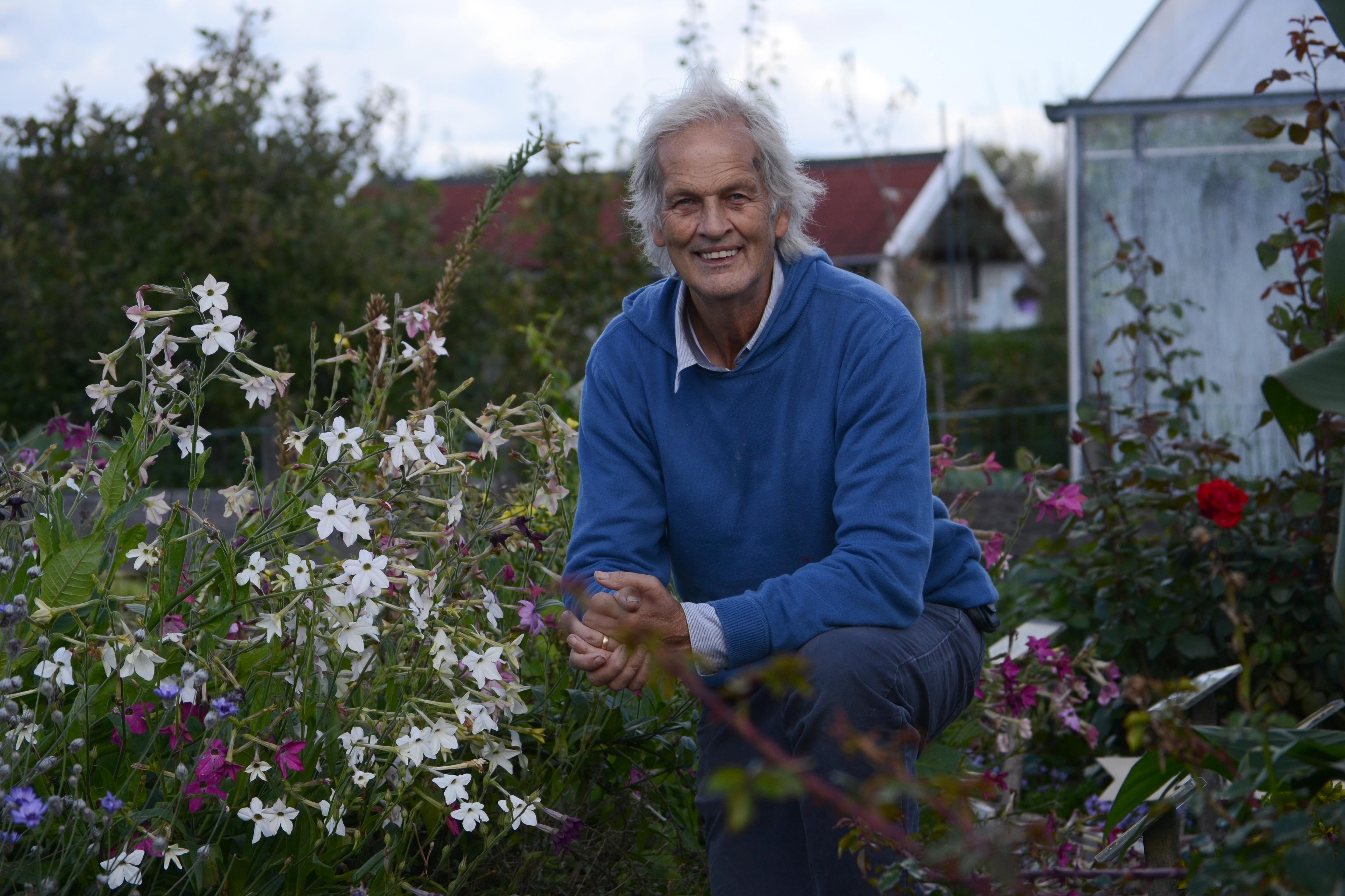 De bloemenklok van John Bontje